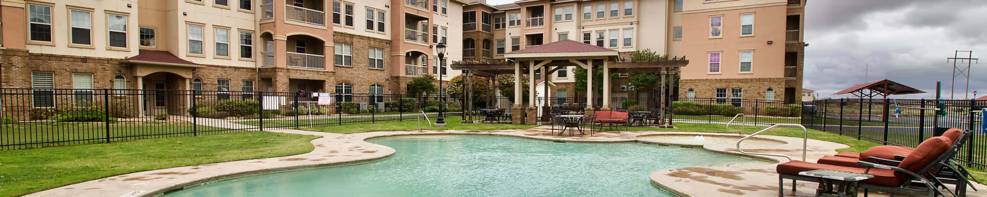 Independent living at Raider Ranch in Lubbock, Texas