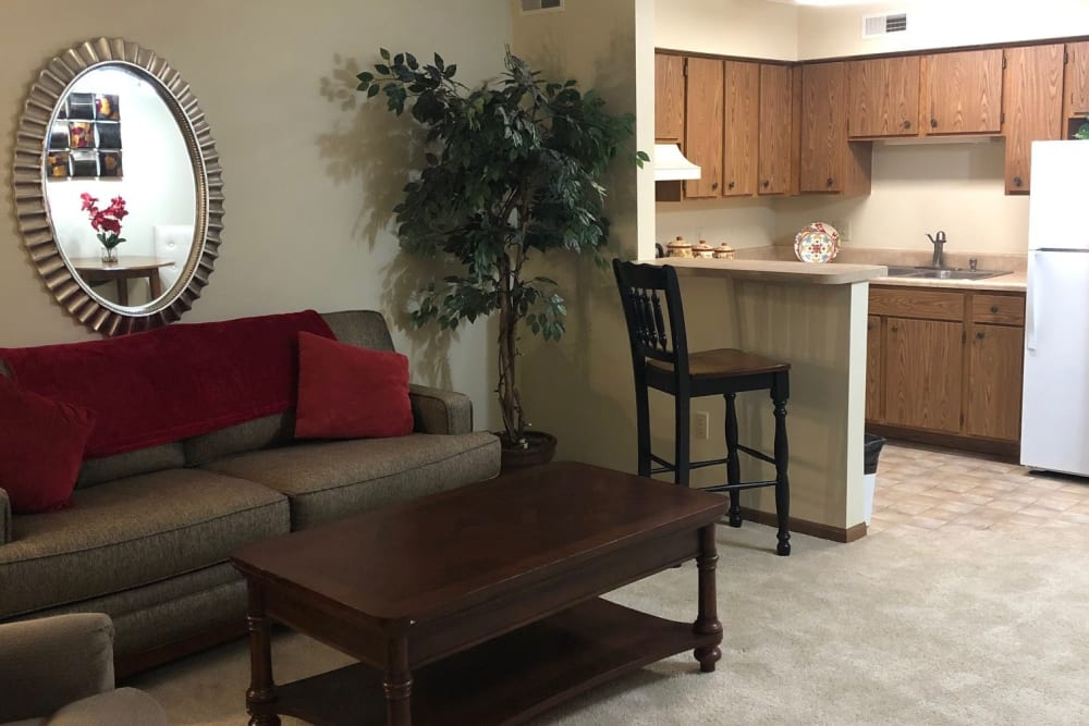 Independent Living area at The Heritage at Northern Hills in Sioux City