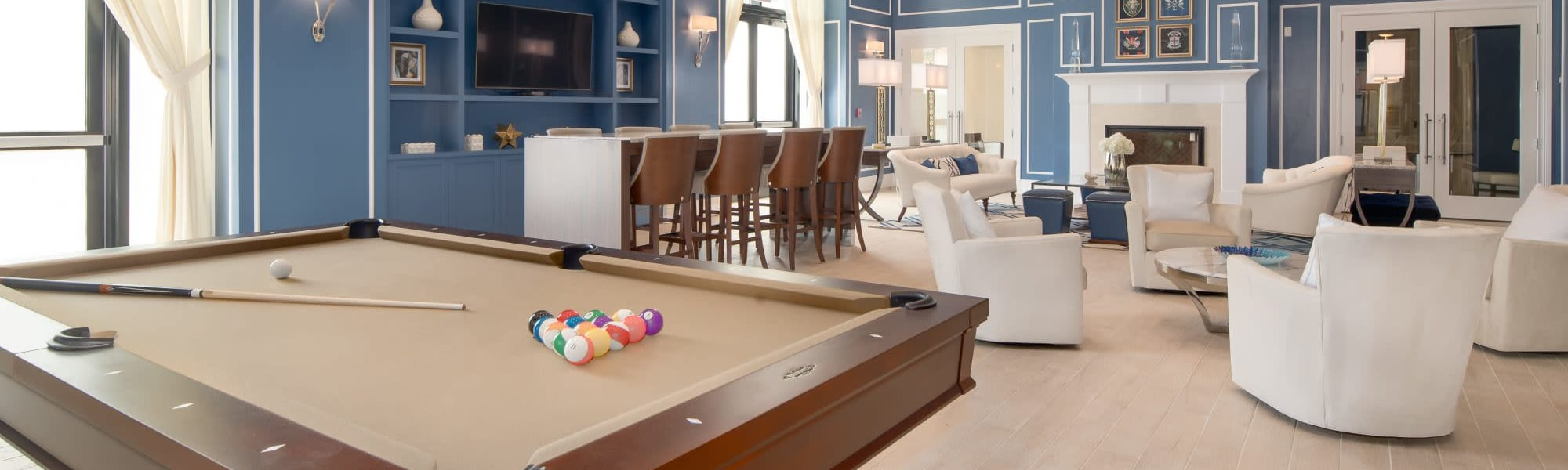 Amenities at The Royal Belmont in Belmont, Massachusetts