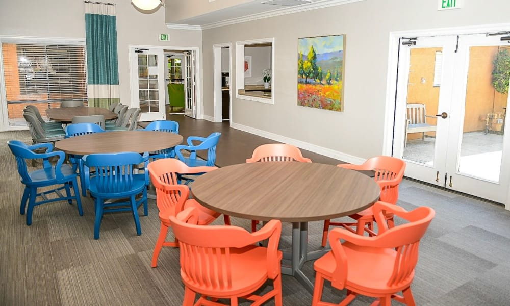 Clubhouse at The Villas at Rowland Heights in Rowland Heights, CA