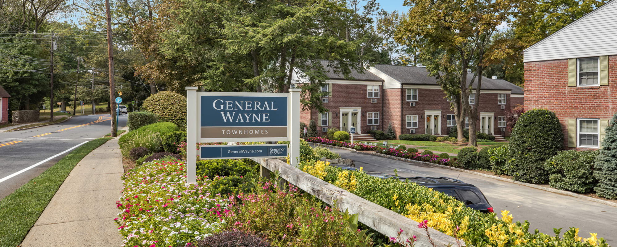 Photos of General Wayne Townhomes and Ridgedale Gardens in Madison, New Jersey