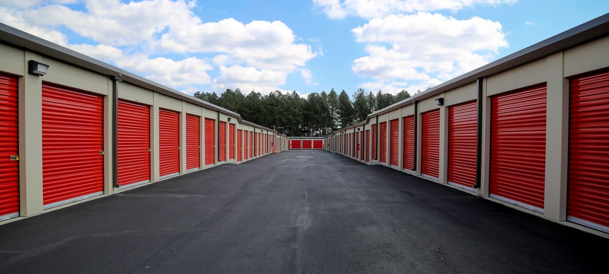 Storage options from Storage Units