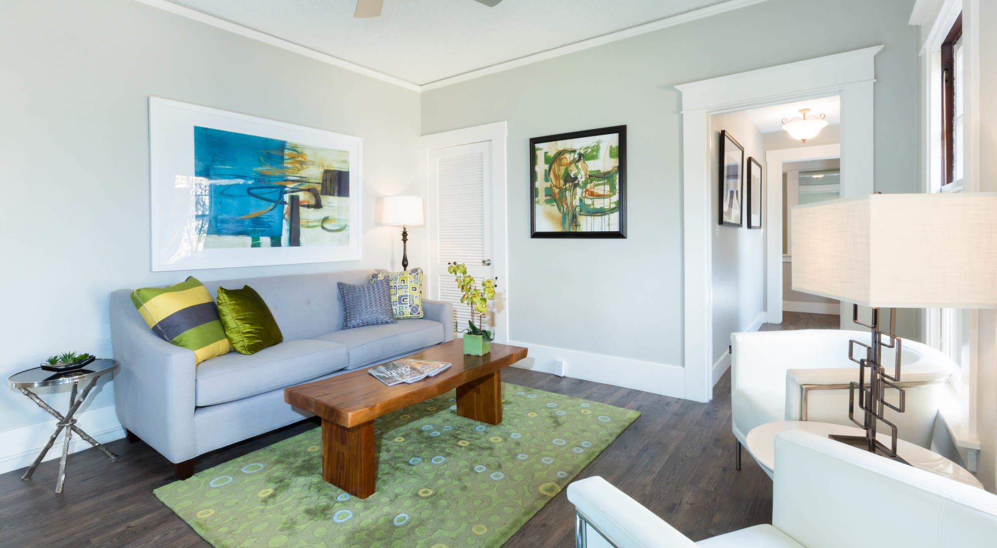 Contact us at The Landmark Apartment Homes in Sunnyvale, California