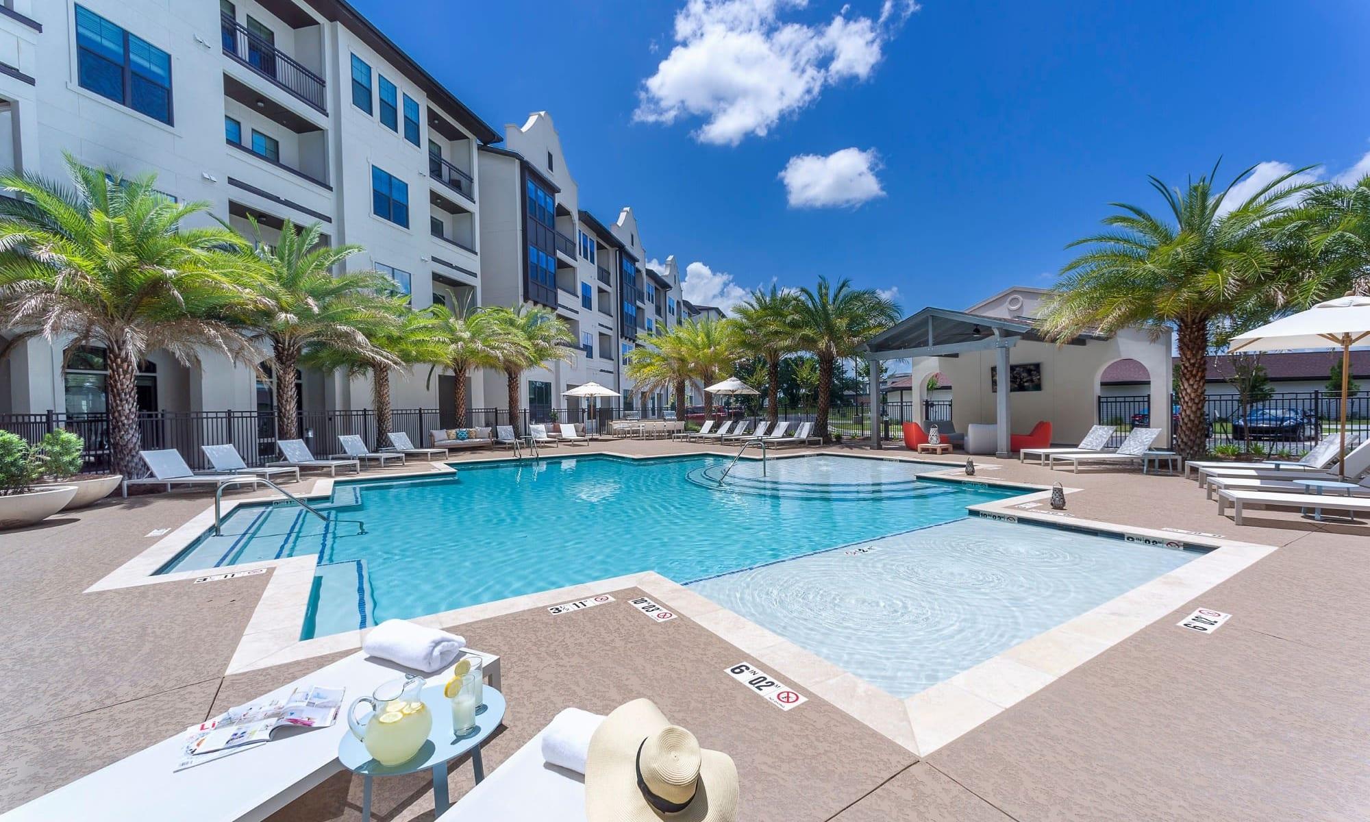 Apartments at The Addison in Baton Rouge, Louisiana