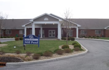 Link to Cobblestone Crossings Health Campus's Mill Pond Health Campus location