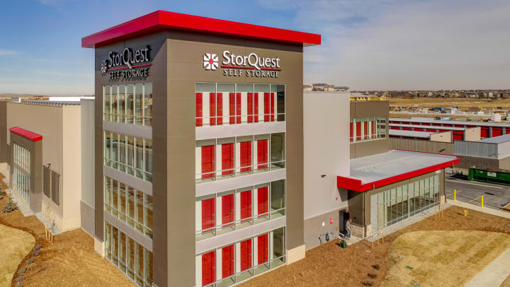 "Denver Gets More ""Awesome"" with StorQuest Grand Opening"