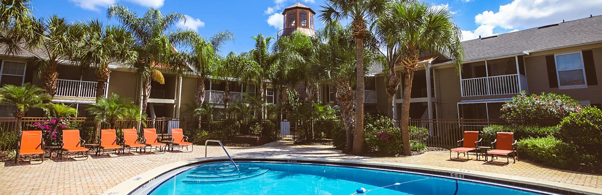 Winter Park, Florida, apartments at Signal Pointe Apartment Homes
