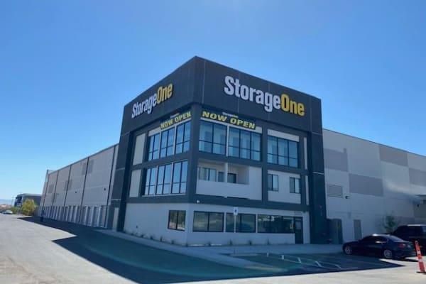 Self storage at StorageOne Blue Diamond & Decatur in Las Vegas Nevada