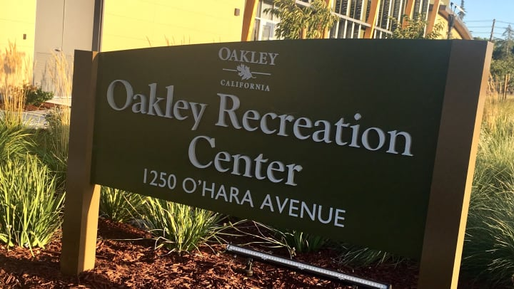 Rec Center Oakley CA