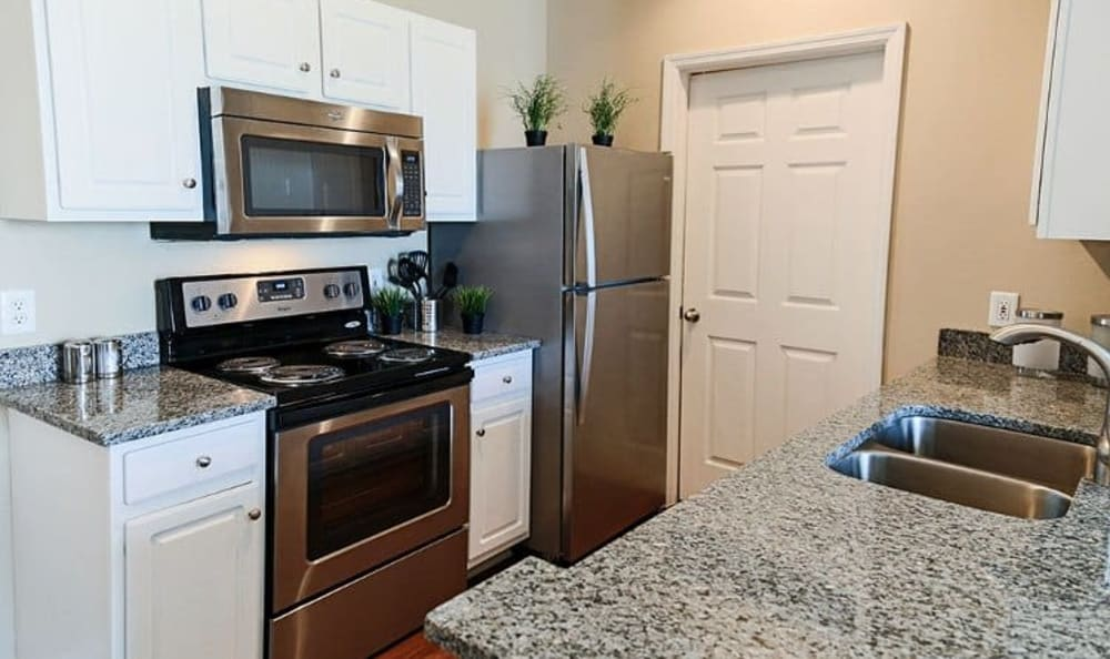 Kitchen at The Preserve at Beckett Ridge in West Chester, Ohio