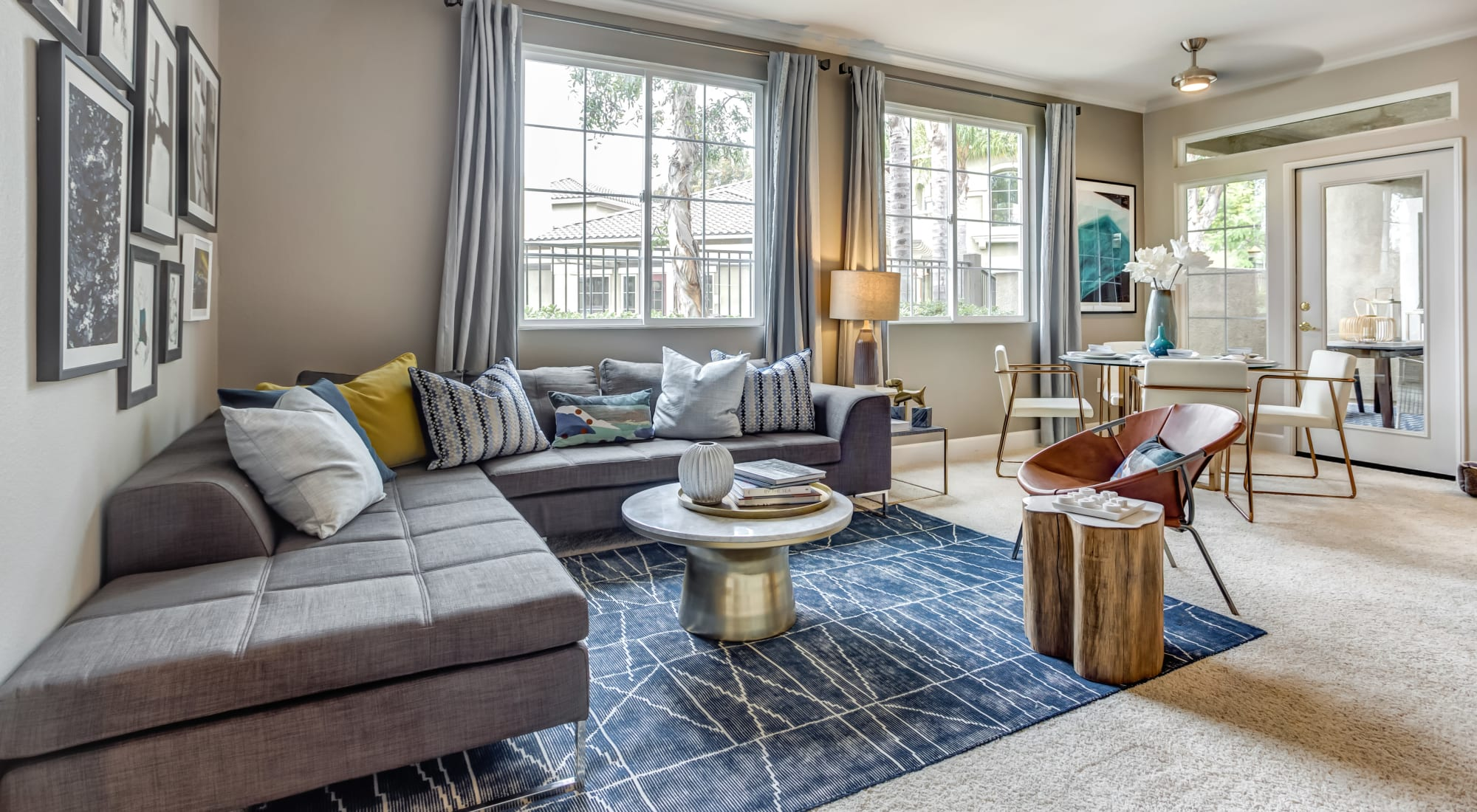 Floor plans at Sofi Highlands in San Diego, California
