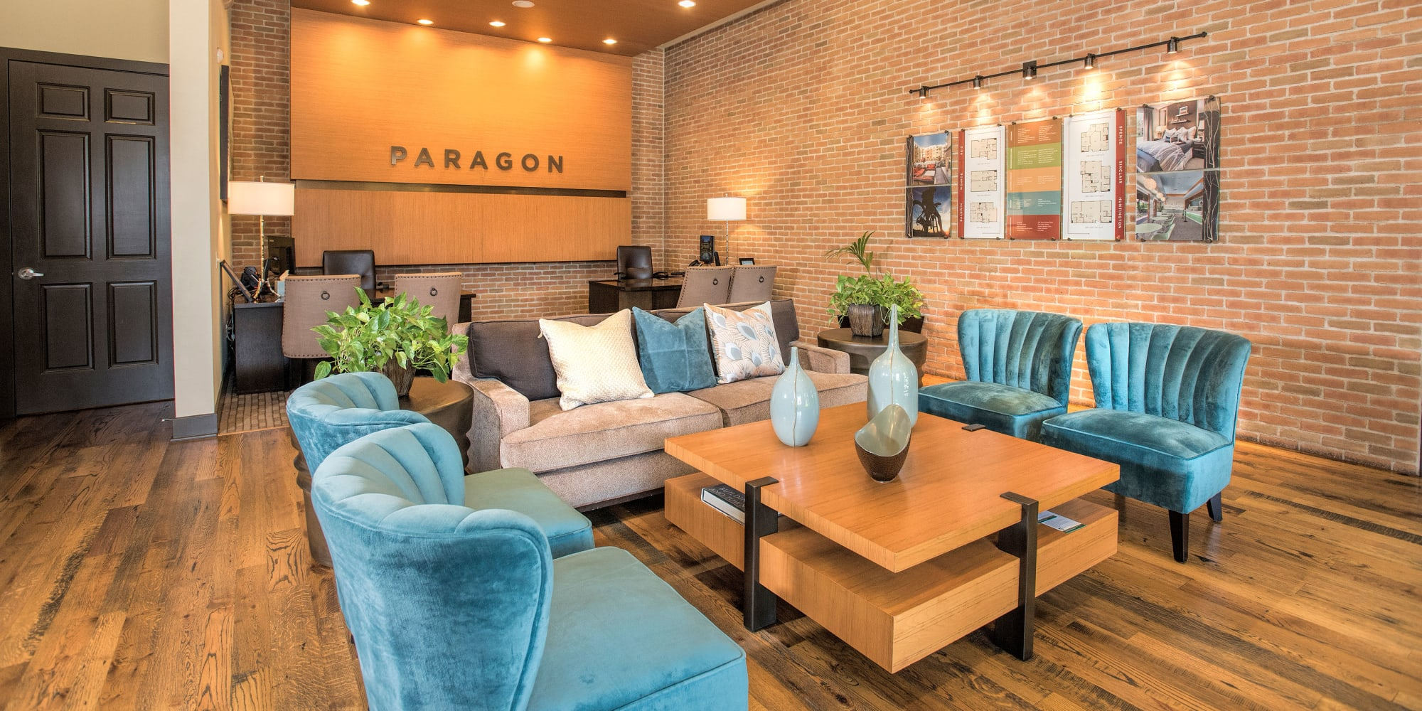 Paragon at Old Town apartments in Monrovia, California