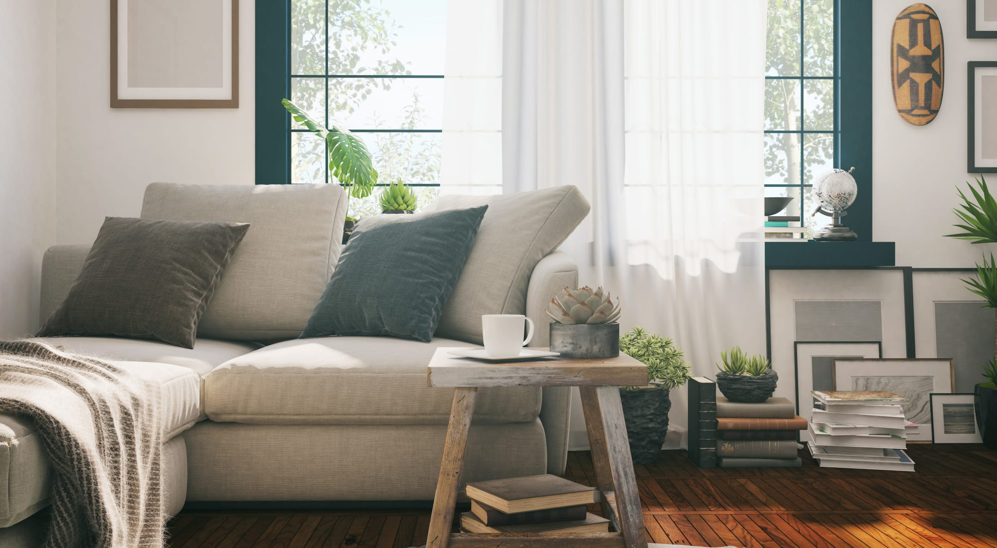 Floor plans at Timber Lakes Apartment Homes in Kansas City, Missouri