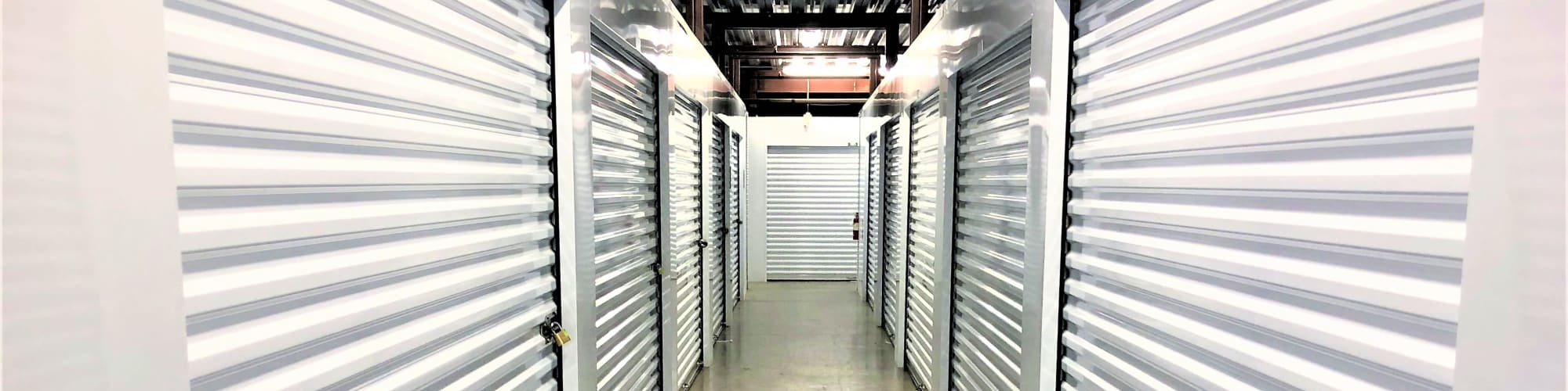 Climate-controlled storage at My Neighborhood Storage Center in Raleigh, North Carolina