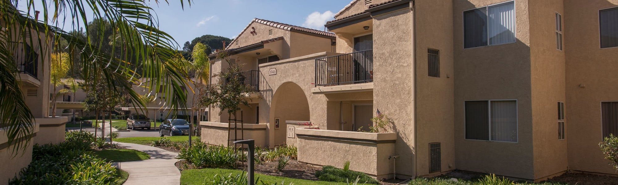 Floor plans at Shadow Ridge Apartment Homes in Simi Valley, California