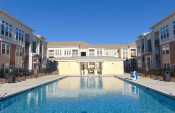 Watercourse Apartments in Graham, North Carolina
