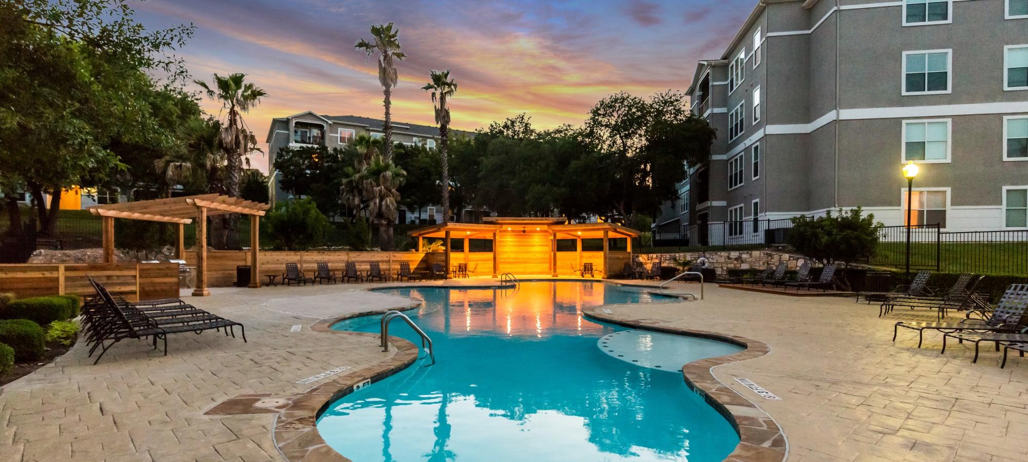 Apartments at Marquis at Crown Ridge in San Antonio, Texas