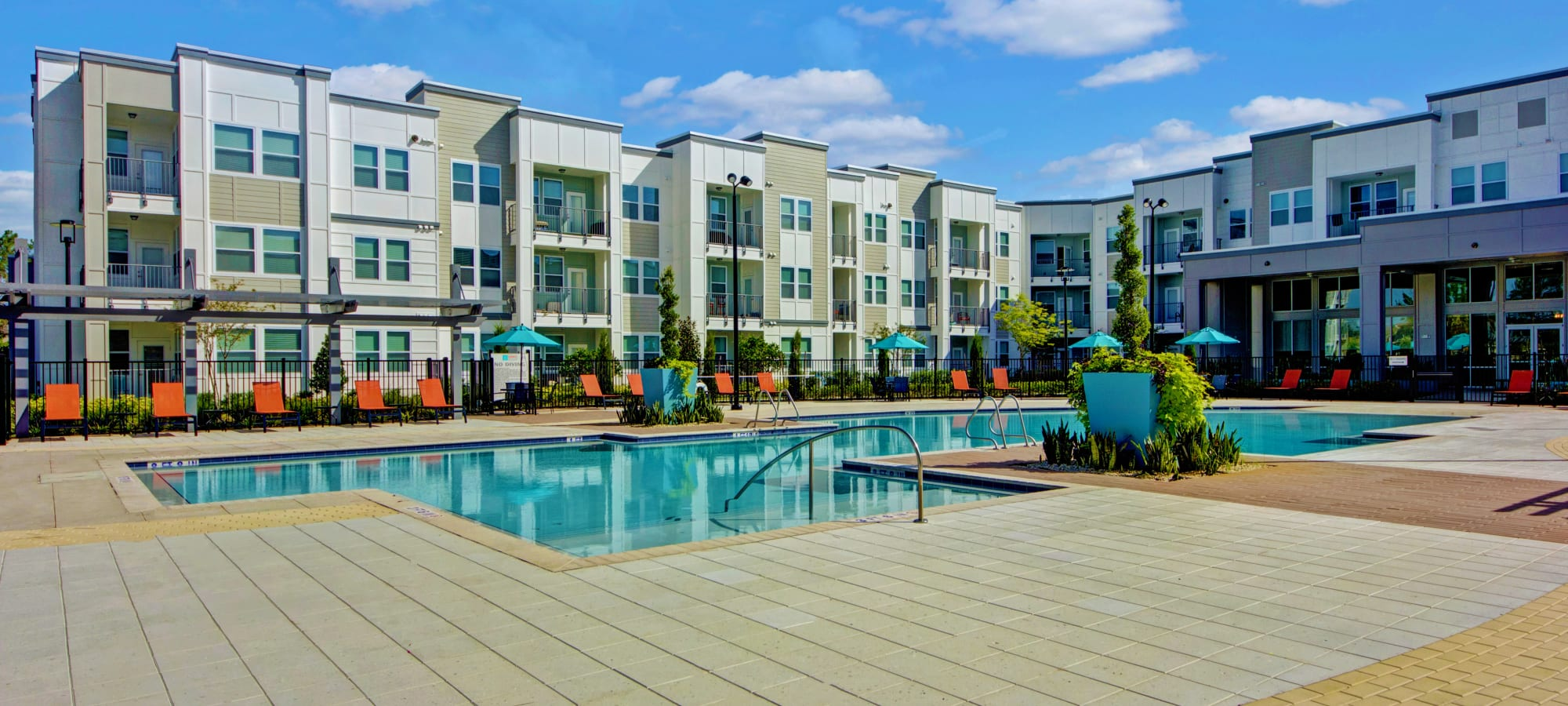 Apartments at Linden on the GreeneWay in Orlando, Florida