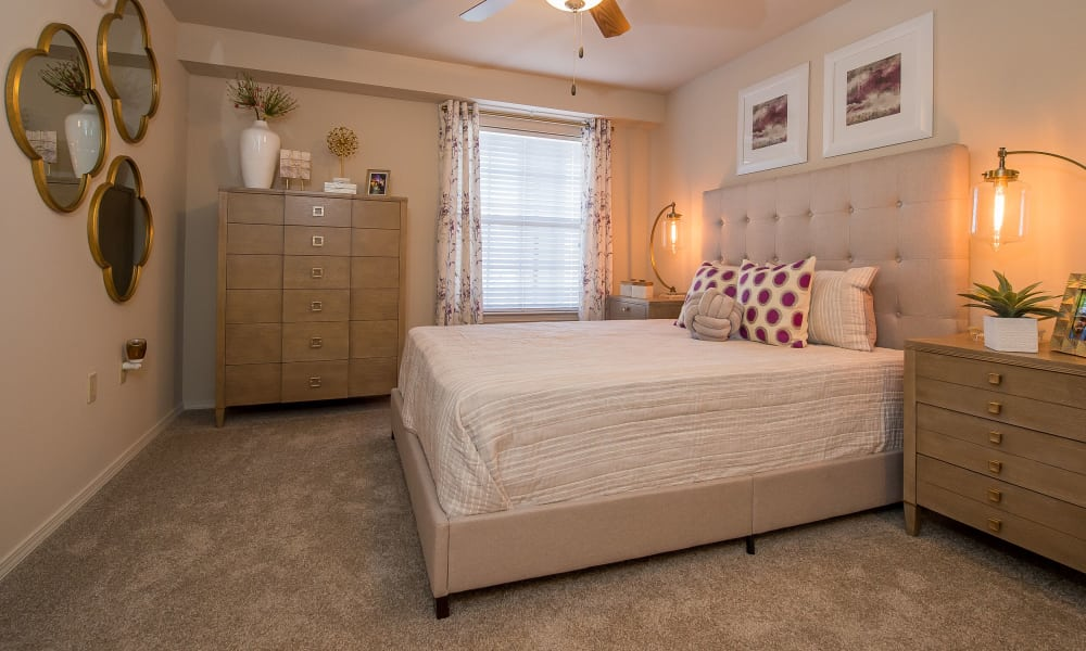Bedroom at Watercress Apartments in Maize, Kansas