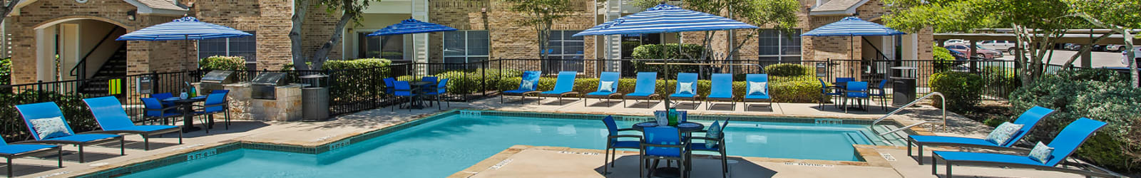 Neighborhood at Stoneybrook Apartments & Townhomes in San Antonio, Texas