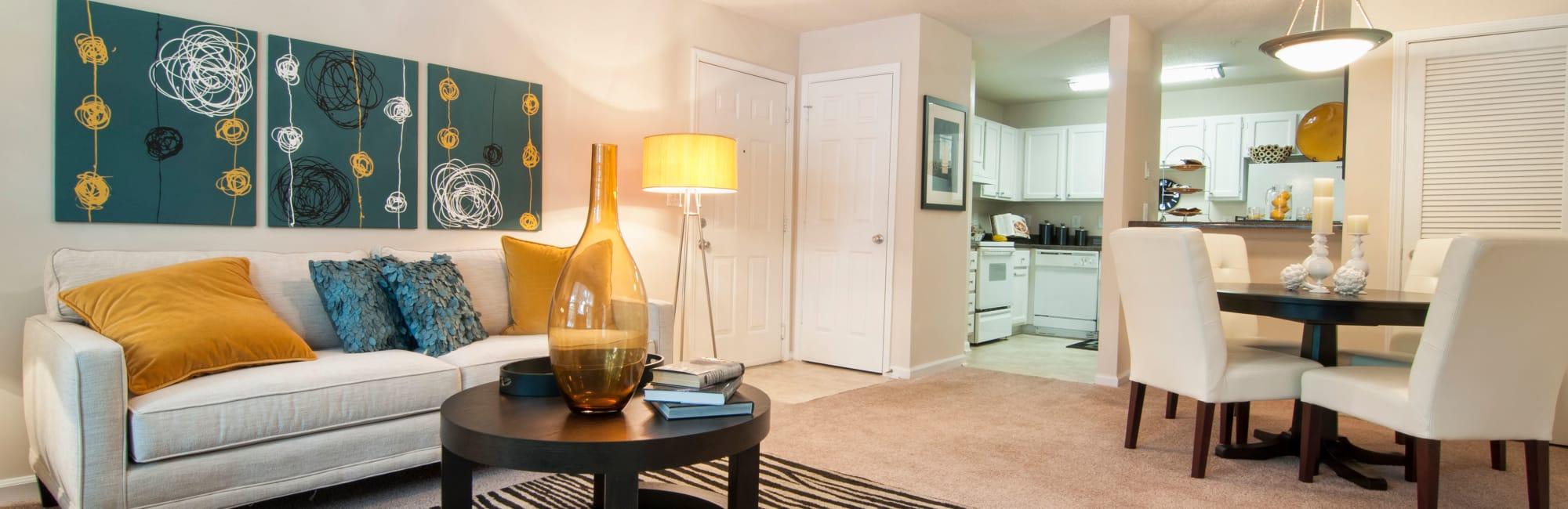 Apartments at Bellingham Apartment Homes in Marietta, Georgia