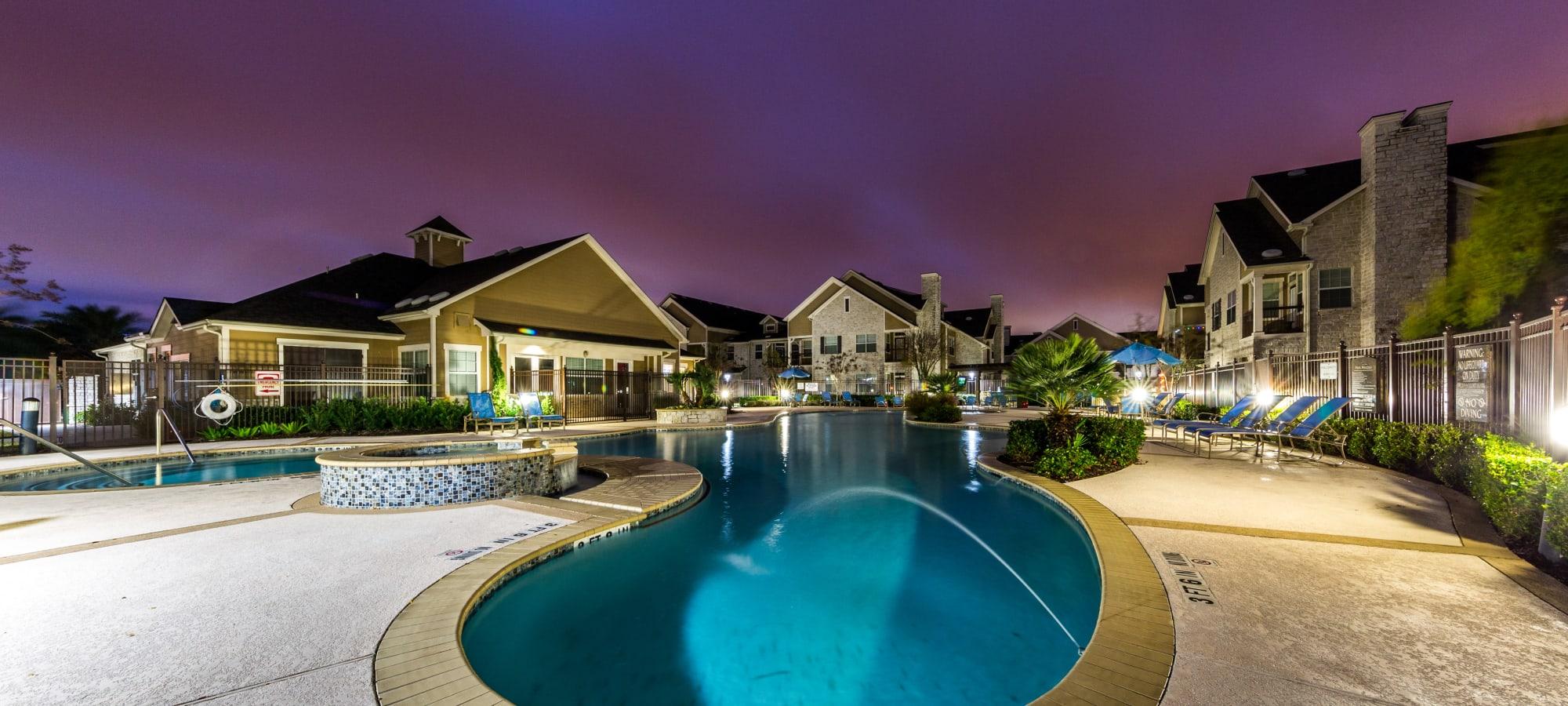 Apartments at Marquis at Cinco Ranch in Katy, Texas