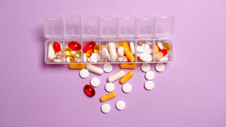 Multivitamins For Seniors