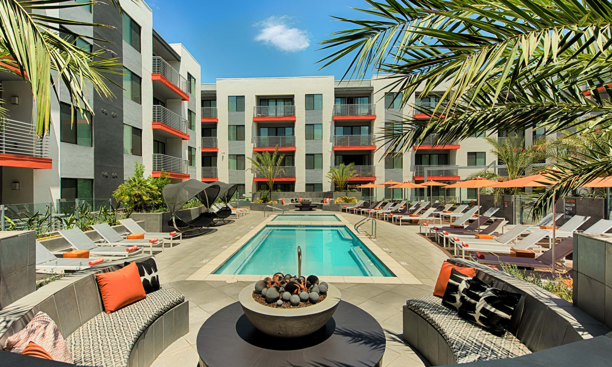 Apartments at The TOMSCOT in Scottsdale, Arizona