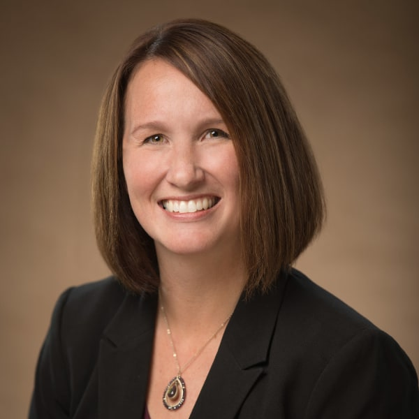 Kari Dick, Executive Director at Touchmark at Harwood Groves in Fargo, North Dakota