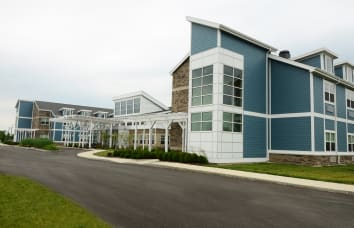 Link to Prairie Lakes Health Campus's Clearvista Lake Health Campus location
