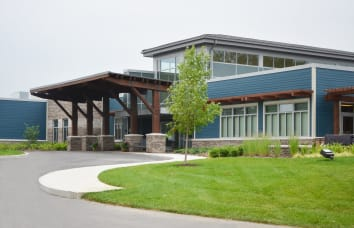 Link to The Springs of Mooresville's Arlington Place Health Campus location