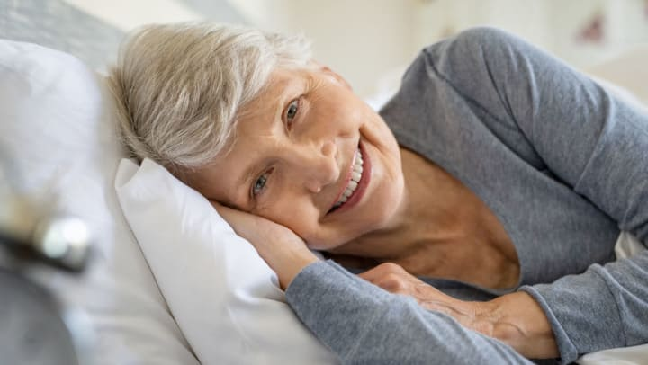How caregivers can get a better nights sleep