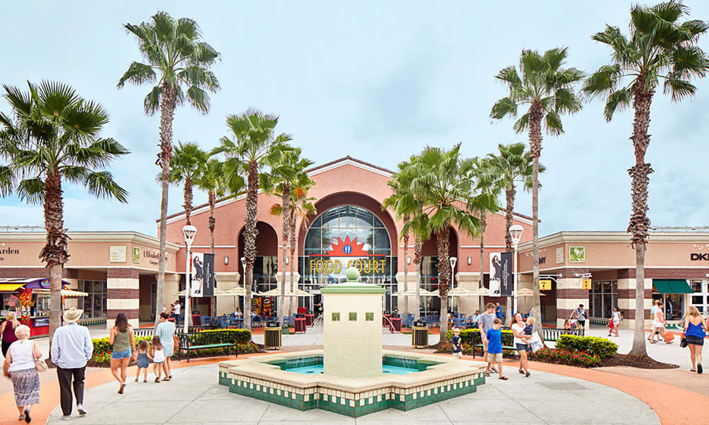 Orlando shopping center near Solstice Signature Apartment Homes