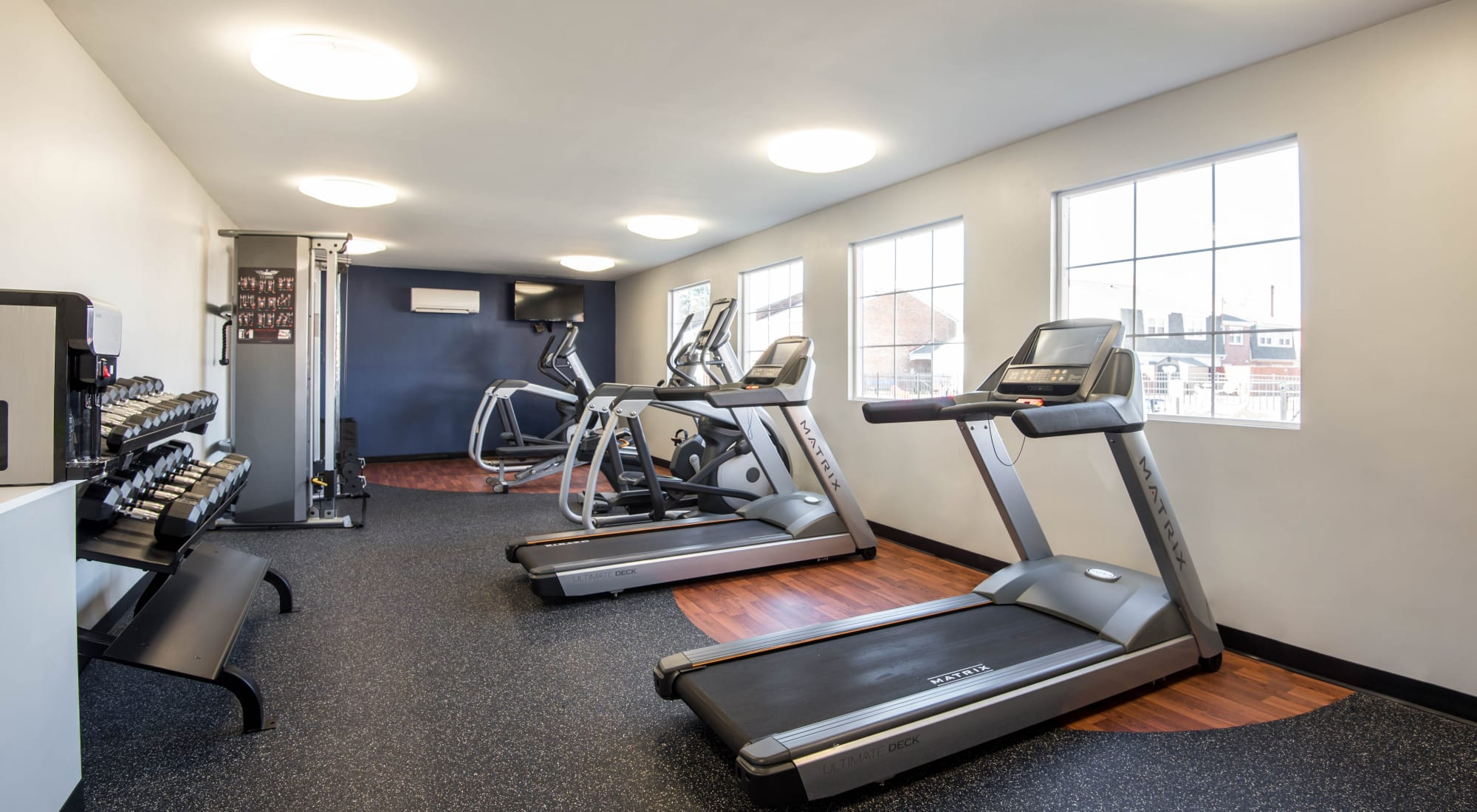 Amenities at Legacy at Tech Center in Newport News, Virginia