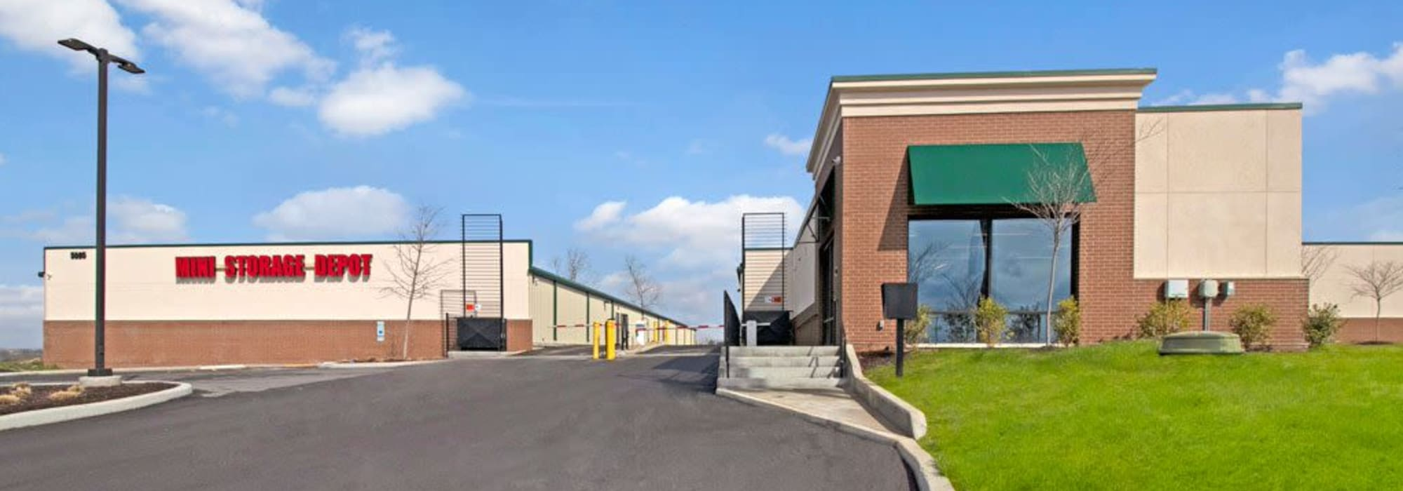 Welcome to Mini Storage Depot in La Vergne, Tennessee
