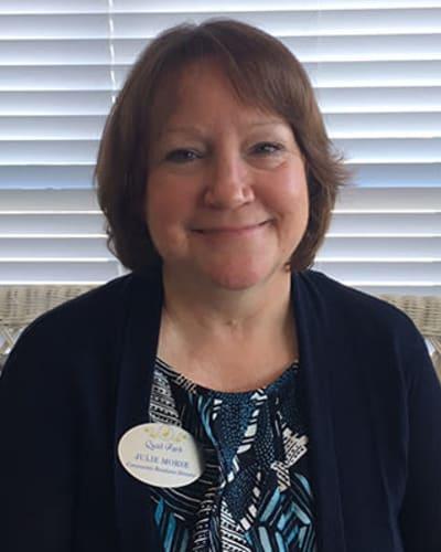 Julie Morse, COMMUNITY RELATIONS DIRECTOR at Quail Park of Granbury in Granbury, Texas