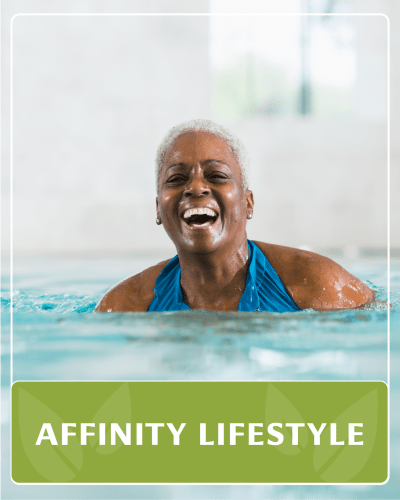 Affinity Living Communities lifestyle