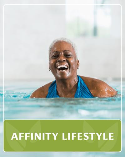 Affinity Living Communities lifestyle