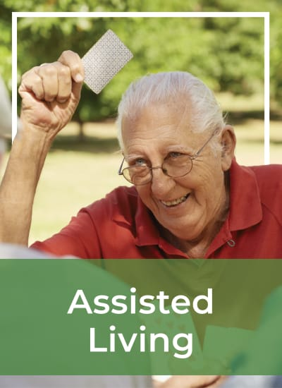 Assisted living at Touchmark in the West Hills in Portland, Oregon