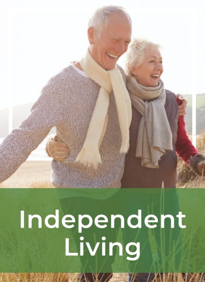 Independent living at Touchmark on Saddle Drive in Helena, Montana