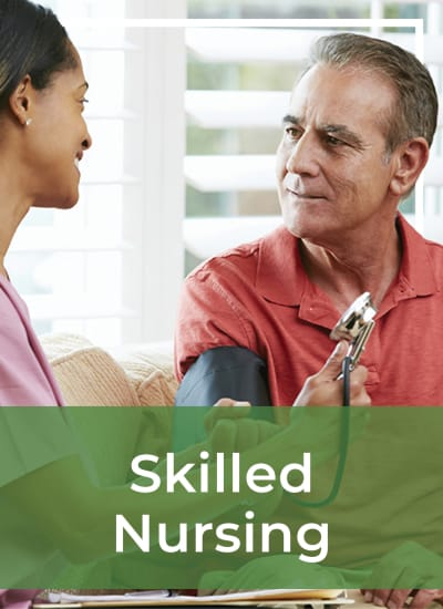 Skilled nursing with Touchmark Central Office in Beaverton, Oregon