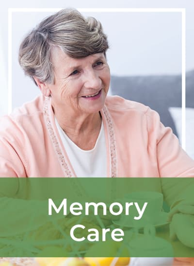 Memory care at Touchmark at Mount Bachelor Village in Bend, Oregon