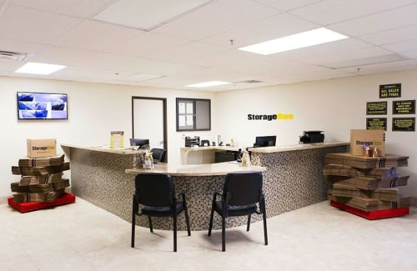Office at StorageOne Maryland Pkwy & Tropicana in Las Vegas, NV