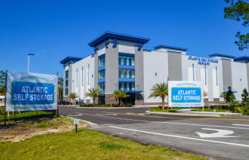 Learn more about our Atlantic Self Storage location at 2900 State Road 16 in St. Augustine, FL