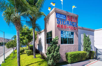 Visit our Golden Triangle Self Storage location
