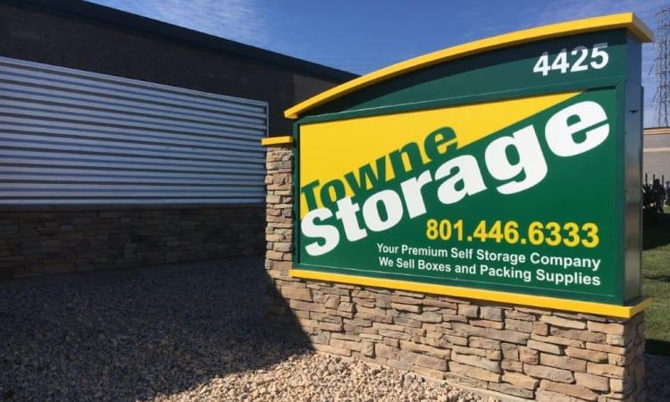 Exterior at Towne Storage in Riverton, UT