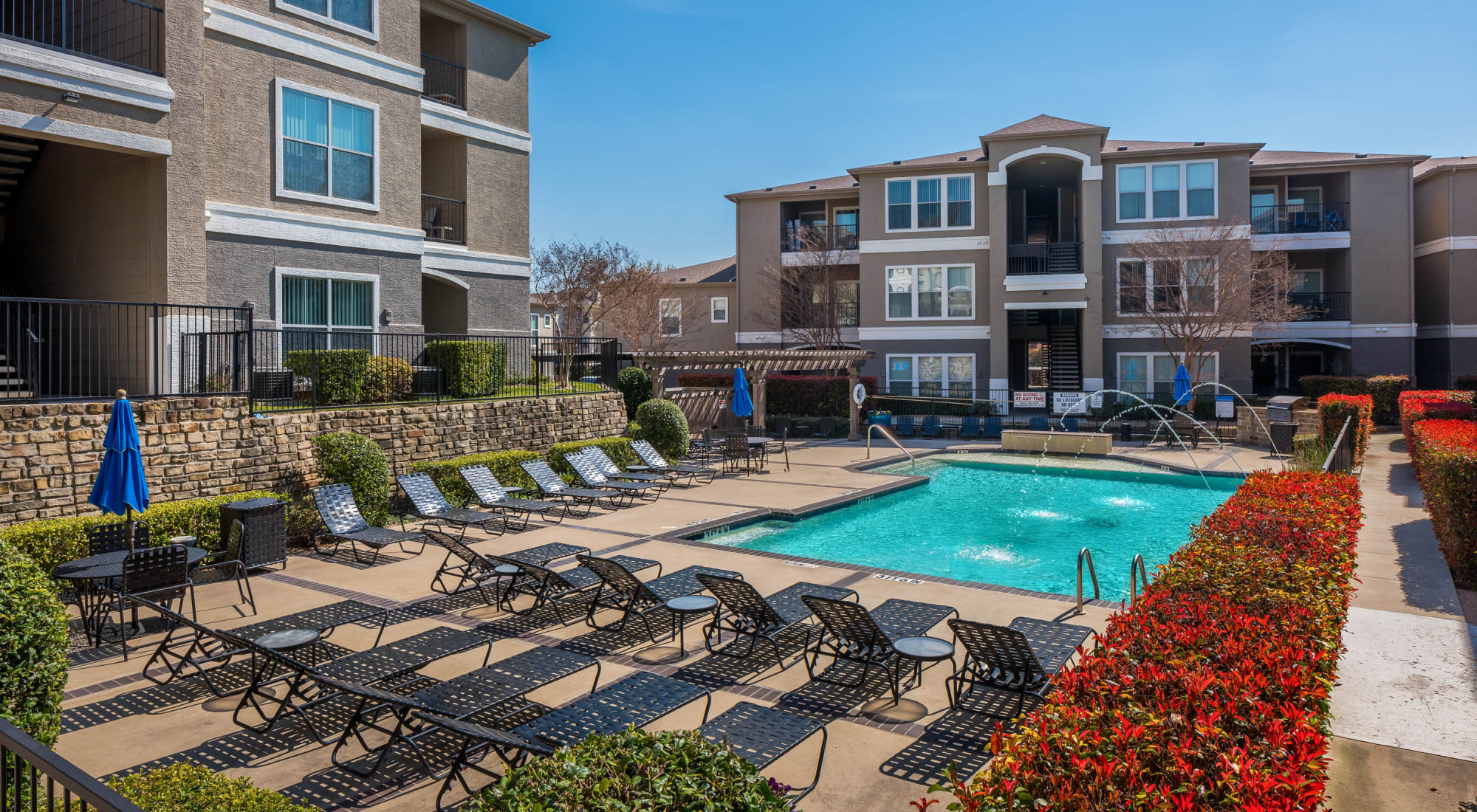 Amenities at Vail Quarters in Dallas, Texas