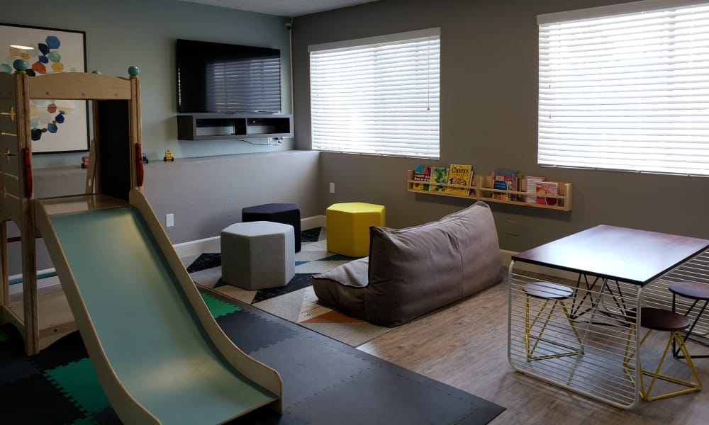 Play Room at Vue Alameda