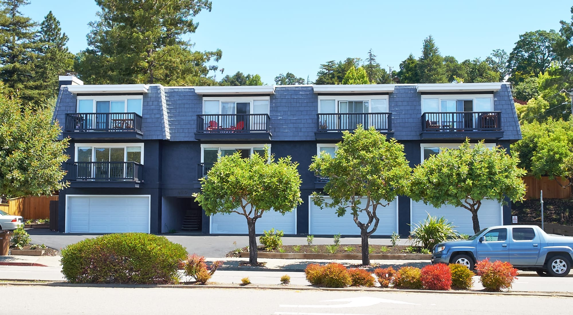 Apartments at 920 SFD in Kentfield, California