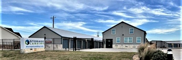 Self storage at Storage Landing in Buda, Texas